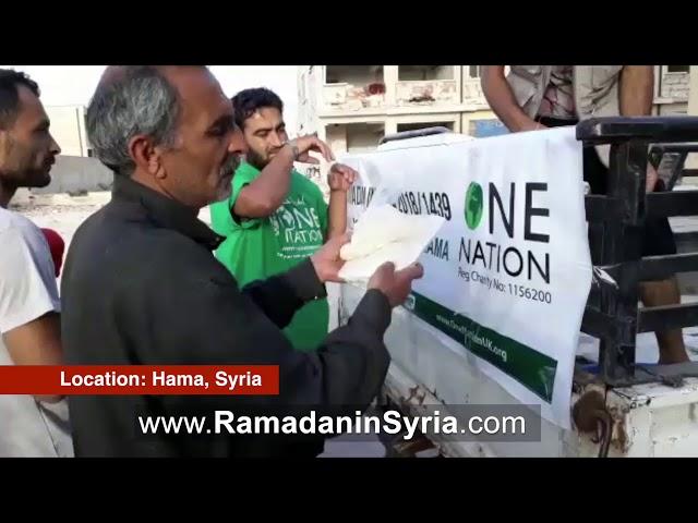 Iftar Day 5 in Syria - Ramadan in Syria 2018