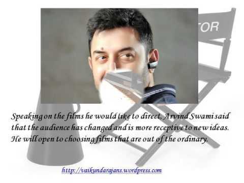 Thumbnail for Vaikundarajan On Arvind Swami's Plans To Direct Films