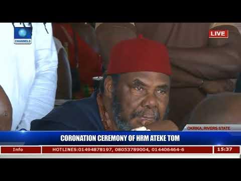 Coronation Ceremony Of HRM Ateke Tom Pt.14 Live Coverage