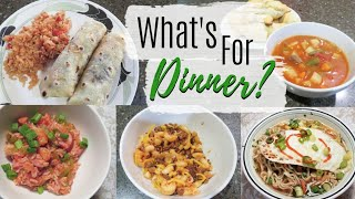 What's for Dinner? | Dinner Ideas | Dinner Recipes | DandV's Family