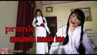 Gambar cover KAGET   ANNABELLE MASUK KOS DI L.A ❤❤  #annabelle #prank