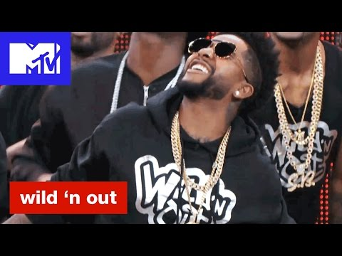 'Omarion Is Tongue Kissing On A Roller Coaster' Official Sneak Peek | Wild 'N Out | MTV
