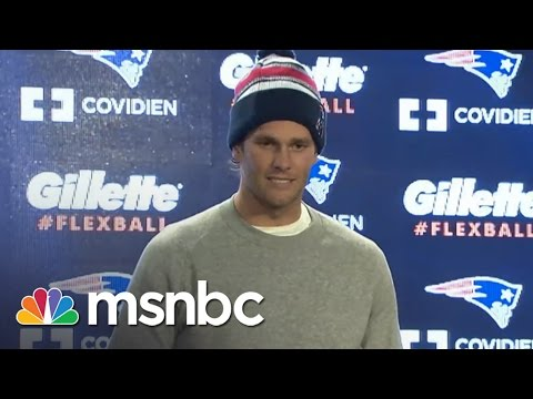Tom Brady Denies Involvement In