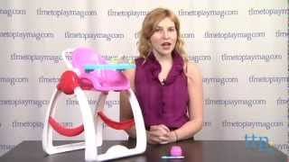 Little Mommy Oh So Sweet 3-in-1 High Chair From Just Play