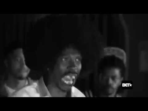 Pitch Black Afro #BETHipHopAwards Cypher