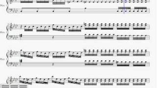 """Vivaldi - """"Winter,"""" 1. Allegro - Piano Transcription"""