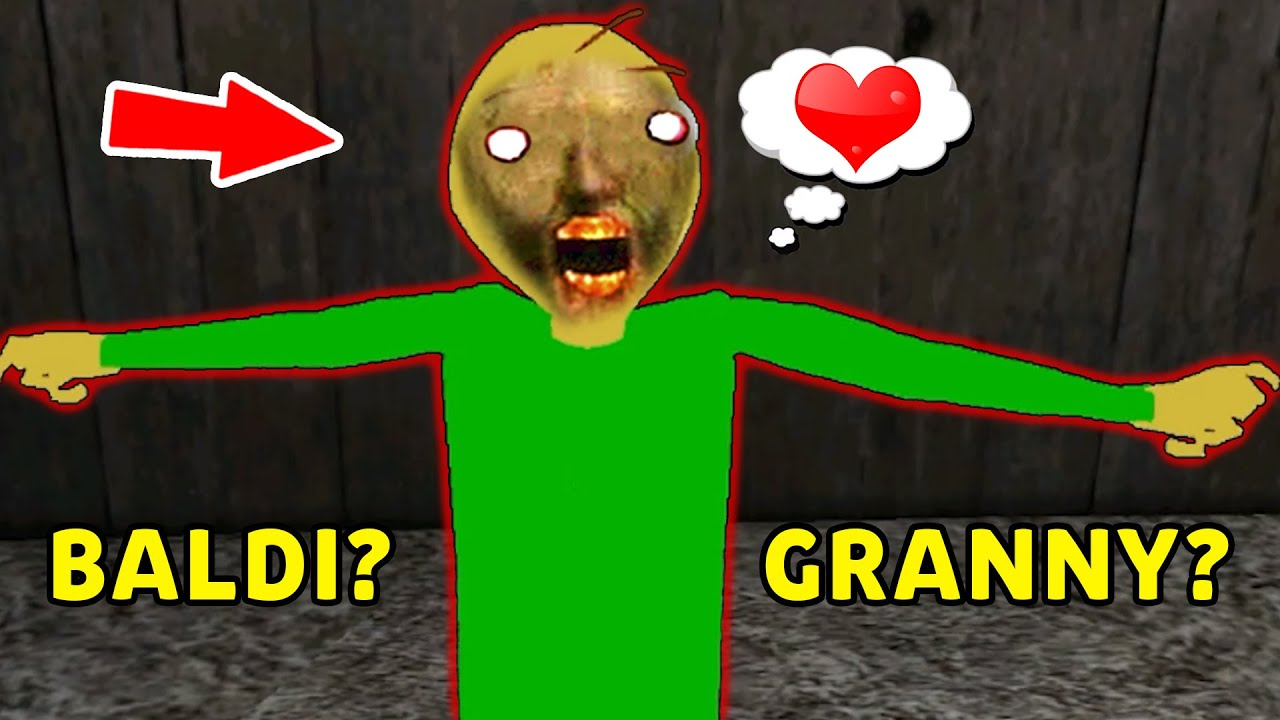Funny Moments *Granny* and *Funny Horror* (Collection of the best episodes Granny p.55)