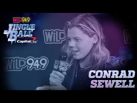 Conrad Sewell talks rockstar hair, having an Austraillian acsent and touring