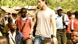 Matthew Williams Ministers to Former Child Soldiers - Matthew Williams