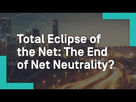 Total Eclipse of the Net: The End of Net Neutrality?