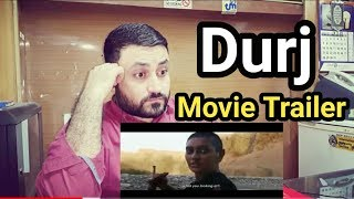 Pakistai Reacts On | DURJ Official Trailer | 2019 Upcoming Feature Film | Upcoming Pakistani movie
