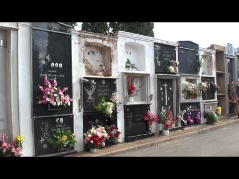 Godall, 20101101 Missa de Tots Sants al cementiri