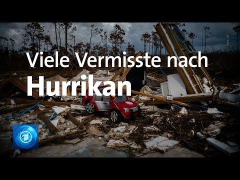 Bahamas nach Hurrikan Dorian