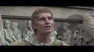 "Charlton Heston Mark Antony speech ""Julius Caesar"" (1970)"