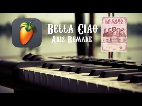 bella-ciao-[from-la-casa-de-papel]---piano-remake-(free-flp-included)