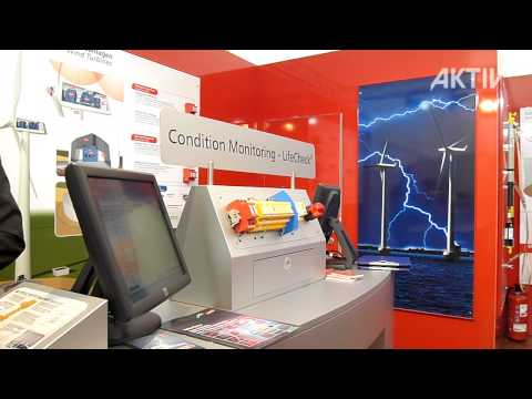 Wind Energy 2010, Husum • Exhibitor Notes • AKTIV Booth Construction & Film Production