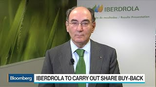 Cover images Iberdrola CEO Says Plan Is to Focus on Organic Growth, Not M&A