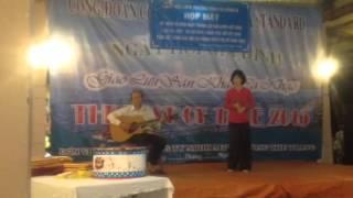 MÀU HOA ĐỎ -Kim Nên ( guitar Nguyễn Bân )7