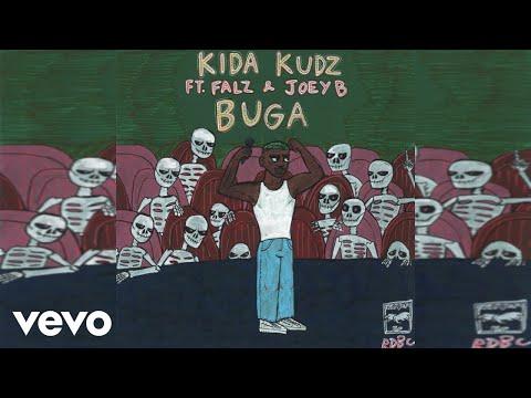 Kida Kudz - Buga (Official Audio) ft. Falz, Joey B