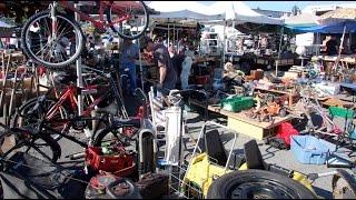 Come To The Flea Market With Me! Cloverdale Flea Market!