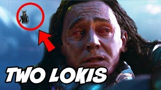 Loki not Death in Avengers Infinity War and Avengers 4 BIG Update Hindi