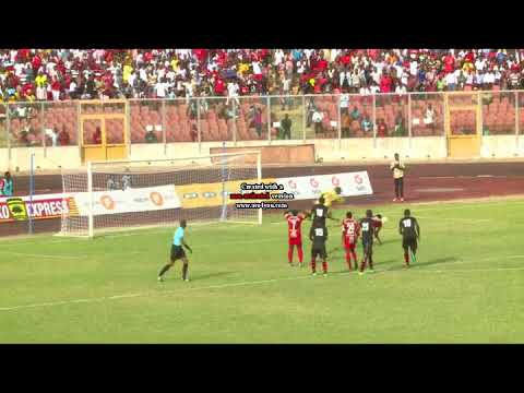 KOTOKO VRS  CARA FIVE PENALTIES