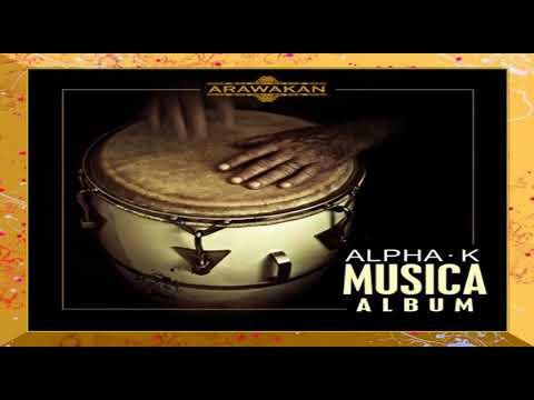 Alpha K - The Rhythm of the Djembe [Arawakan Records]