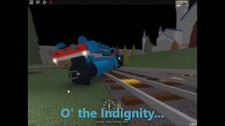 ROBLOX: Gordon's Express Mishap