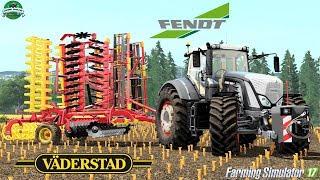 Farming Simulator 17   Fendt 936 Vario ProfiPlus + Väderstad Carrier XL825