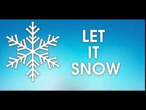 Let it Snow - Piano Instrumental Track (Karaoke) Cherish Tuttle Vocal Studio