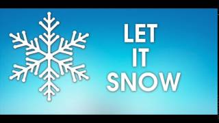 Let it Snow - Piano Instrumental Track (Karaoke) Cherish Tuttle Vocal Studio