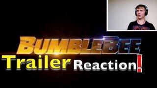 Bumblebee Trailer #1 (2018) Reaction