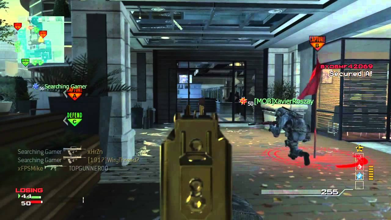 MW3: PM9 MOAB - Tough Game (Modern Warfare 3 Gameplay/Commentary)