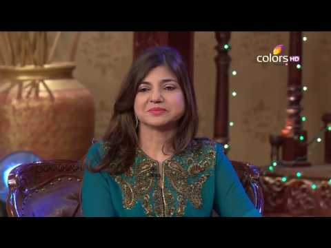Comedy Nights With Kapil - Kumar Sanu & Alka Yagnik - 25th May 2014 - Full Episode (HD)