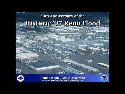 97 Reno Flood - 20th Anniversary Commemorative Video