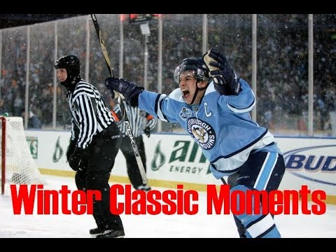 Best NHL Winter Classic Moments (HD)