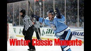 Best NHL Winter Classic Moments (HD)