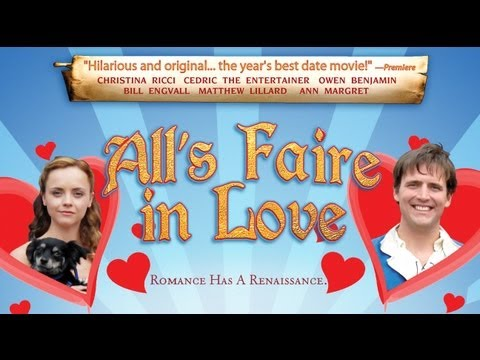 All's Faire in Love is listed (or ranked) 30 on the list The Best Cedric The Entertainer Movies