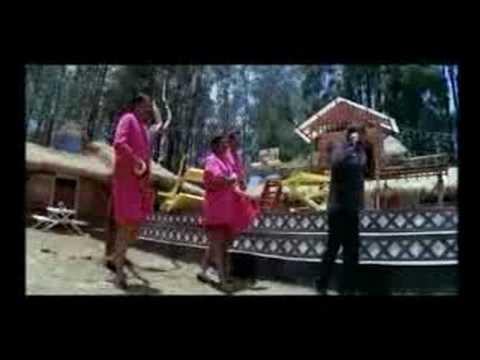 Hallo - Mohanlal Intro and fight scene