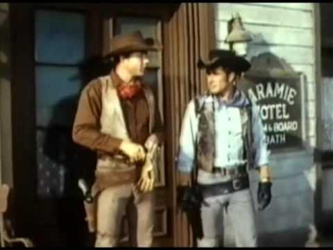 John Smith & Robert Fuller - Laramie & Wagon Train