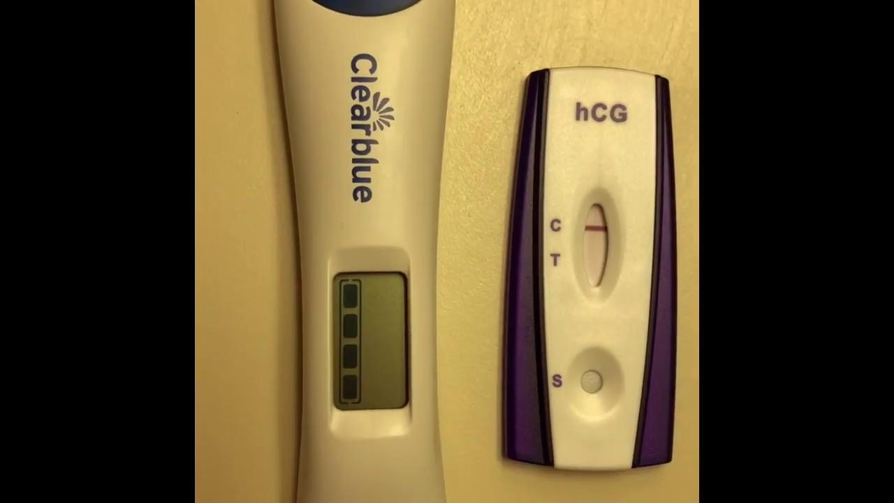 como hacer un test de embarazo falso positivo