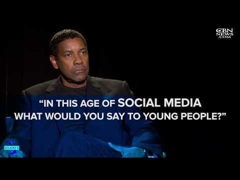 Denzel Washington on Social Media