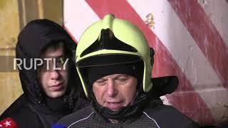 Russia: Rescue operation at Magnitogorsk tragedy site comes to a close
