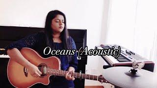 Oceans (Hillsong United Cover) by Jasmin Faith