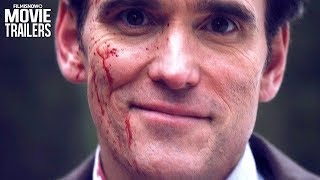 THE HOUSE THAT JACK BUILT International Trailer NEW (2018) - Lars Von Trier Cannes