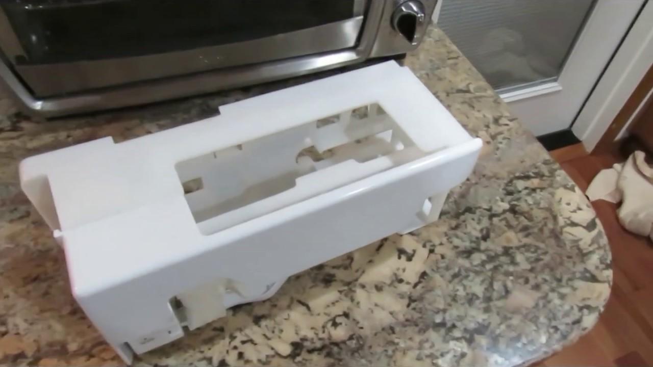 Samsung French Door Refrigerator Chest Freezer Ice Maker