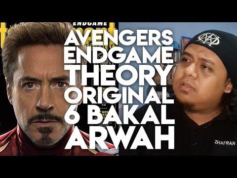 Avengers Endgame Theory Original 6 Bakal Arwah!