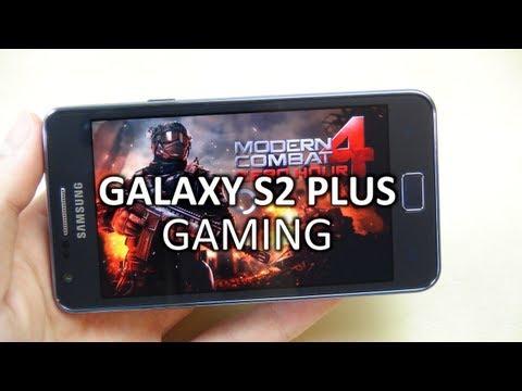 Samsung Galaxy S2 Plus: Gaming & Spiele | SwagTab