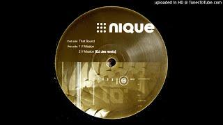 Dj Nique - Mission (DJ Jes Remix)