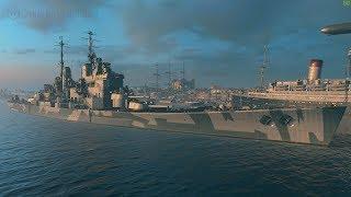 Vanguard (тестовая версия). Очередной ап корабля